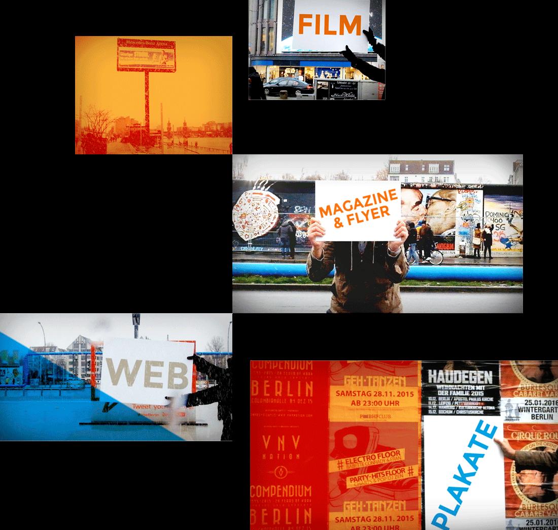 werk 3, Film, in Berlin