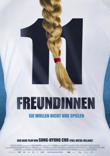 11 Freundinnen Kino Plakat