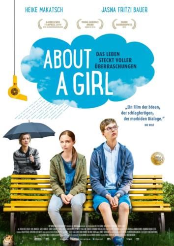 About A Girl Plakat