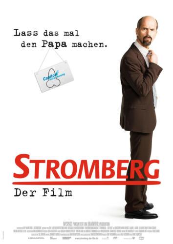 Stromberg, Plakat von Hannah Jennewein, NFP*