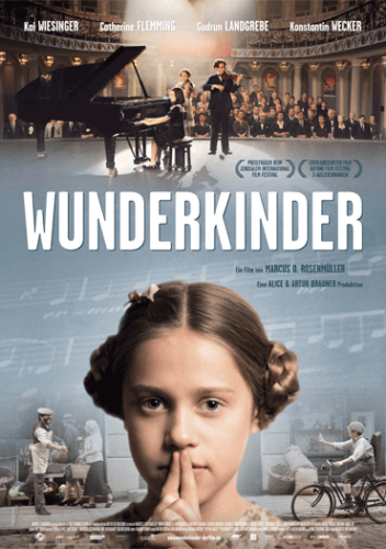 Wunderkinder, Studiocanal, Kinoplakat von Hannah Jennewein